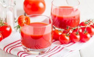 смузи из помидоров
